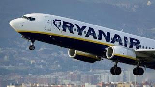 a 6 - Dua Pesawat Ryanair Hampir Tabrakan